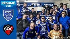 J18 | FC Villefranche B. - SO Cholet (3-2), le résumé | National FFF 2019-2020