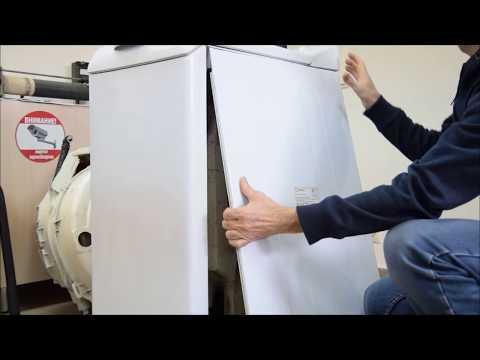 Замена ремня в стиральной машине с вертикальной загрузкой