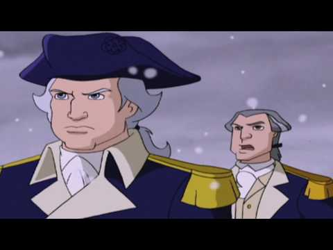 Liberty's Kids HD 117 - Captain Molly | History Cartoons for Children