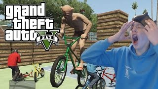 W2S Plays GTA 5 - SO MANY BIKES!! - GTA 5 Funny Moments