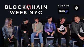 Cosmos TV | Cosmos, Ethereum, OmiseGO & Plasma Panel Blockchain Week