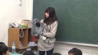 兒童節目腹語術表演~小強的腹語世界