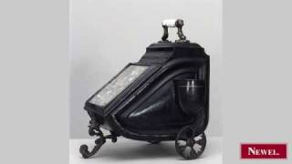 Antique English Victorian tole coal scuttle on wheels with