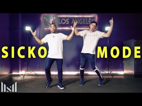 SICKO MODE - Travis Scott ft Drake Dance | Matt Steffanina & Fikshun