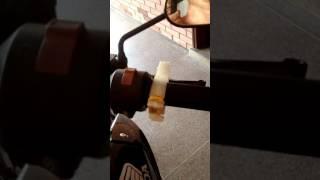 Piloto automático moto