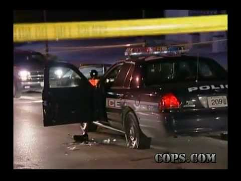 Shots Fired, Officer Caleb Lenz, COPS TV SHOW