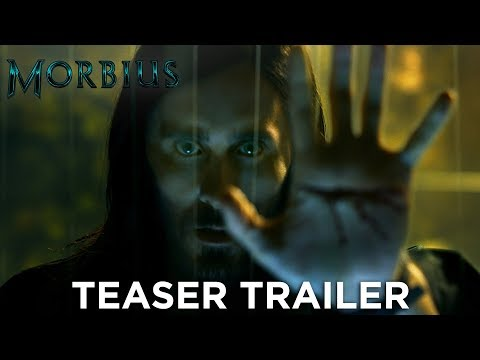 MORBIUS - Teaser Trailer - Ab 30.7.20 im Kino!