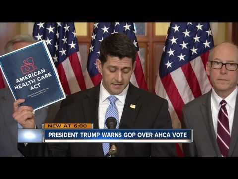 Wisconsin lawmakers to vote on party lines on healthcare bill