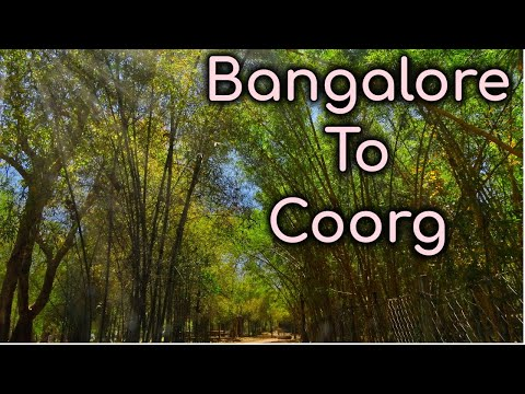 Bangalore To Coorg By Road | Weekend Trip From Bangalore