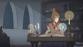 Fantasy Lofi Music for Study and Chill