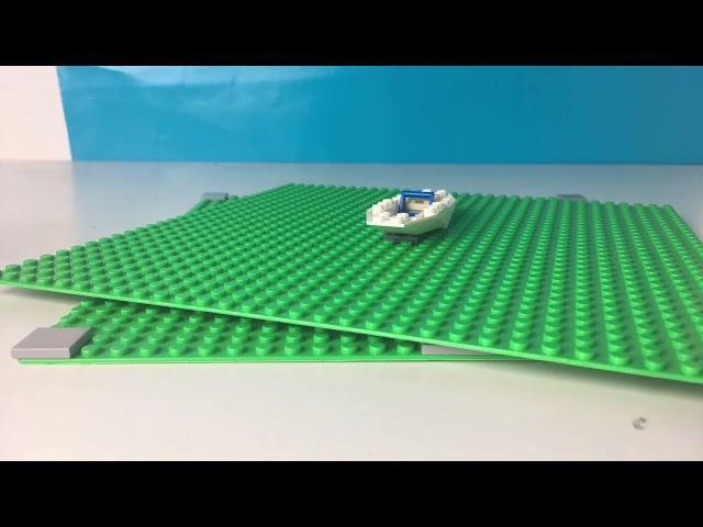 60250 LEGO City Plane Speed build.