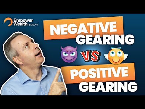 Which is better? Negative gearing vs positive gearing | Property Investment Strategy