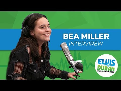 Bea Miller Chats About Opening for Selena Gomez & Using Music To Tell A Story | Elvis Duran Show