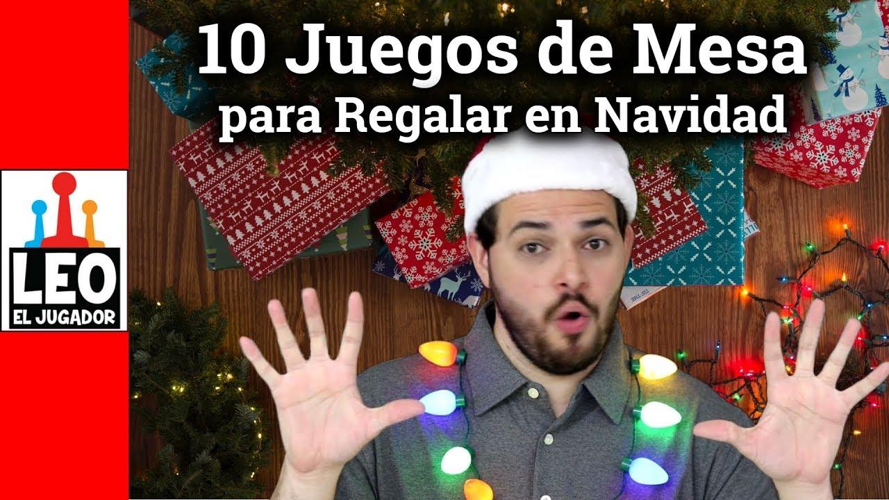 10 Juegos De Mesa Para Regalar En Navidad Youtube