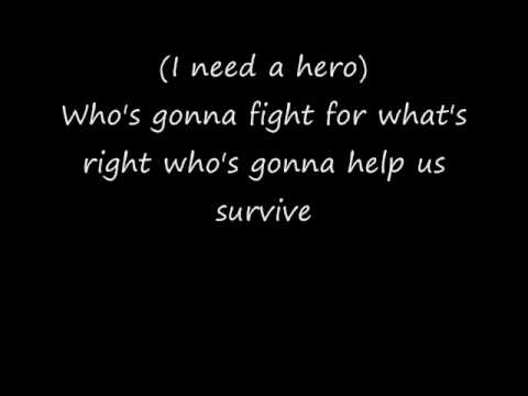 skillet hero lyrics. skillet - hero (lyrics) lyrics