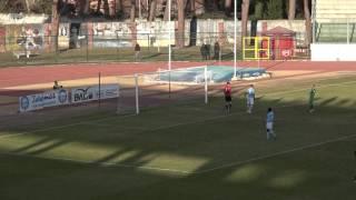 Viareggio-Sanremo 1-2 Serie D Girone E