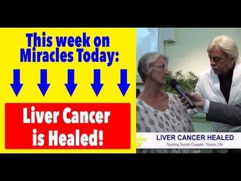 Liver Cancer Healed!