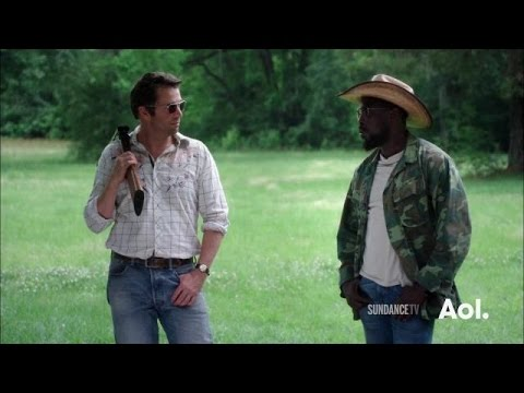 "Cast & Crew On ""Hap and Leonard"" 