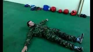 Урок 2. РУБИ - Русское боевое искусство (русский рукопашный бой) .
