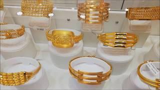 22 Ayar Altın Kelepçe Modelleri & 22 Ayar Altın Bileklik Çeşitleri