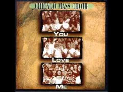 Wonderful God Chicago Mass Choir (with Lyrics)