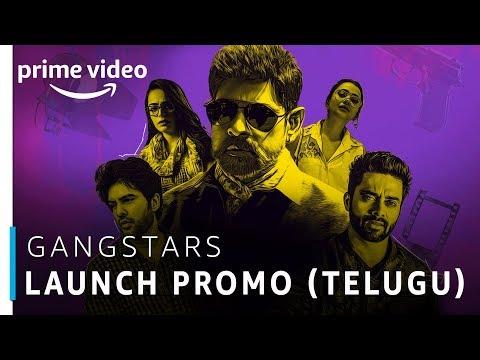 GangStars    Telugu TV Series   Prime Exclusive   Stream Now   Amazon Prime Video