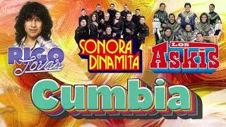 Canciones de cumbia para bailar - Fito Olivares, La Sonora Dinamita, Askis