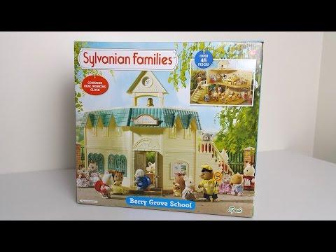 Berry Grove School Sylvanian Families