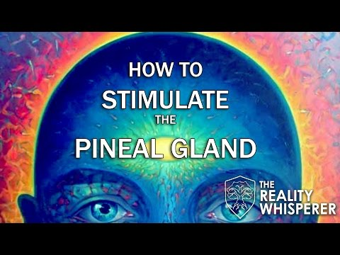 How to Stimulate the Pineal Gland
