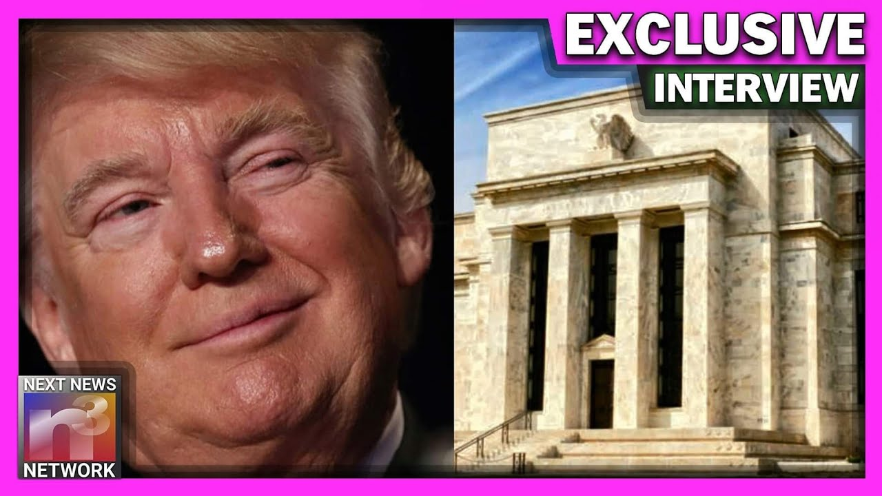 EXCLUSIVE: It's Happening! FED Restructure Activated! In Trump's Crosshairs! | GUEST: Peter Schiff