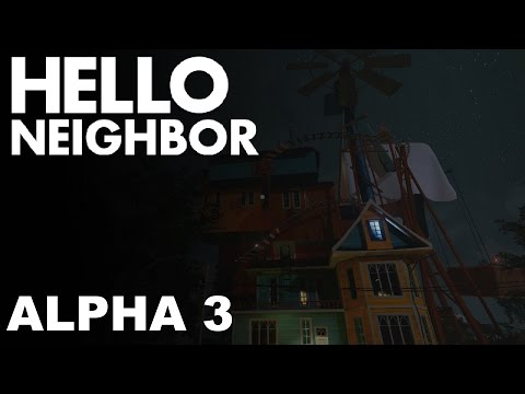 Hello, Neighbor Alpha 3 Walkthrough/Longplay (No Commentary) thumbnail