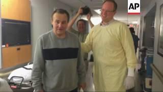 Man Who Got 1st US Penis Transplant Goes Home