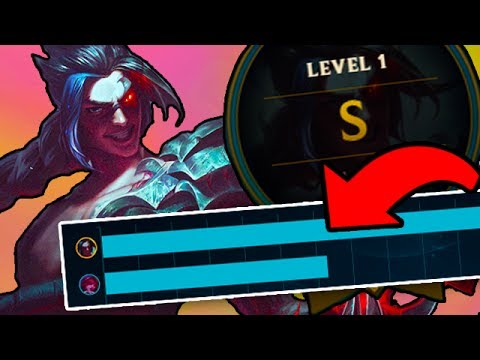KAYN JUNGLE DAMAGE IS SO BUSTED!! INSANELY OP NEW CHAMPION - League of Legends Gameplay