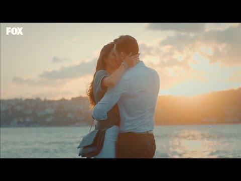 Эда и Серкан - Поцелуи (1-30 серии)