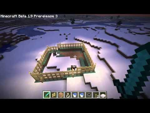 Minecraft 1.9 Animal Spawn Testing (Theory!)