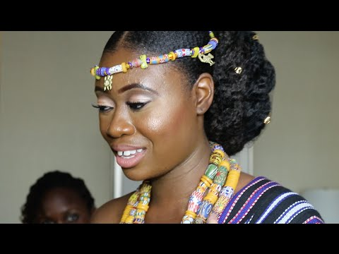 GHANA TRADITIONAL WEDDING 2016 | VANESSA AND FRANCIS | Toronto| Vlog #2