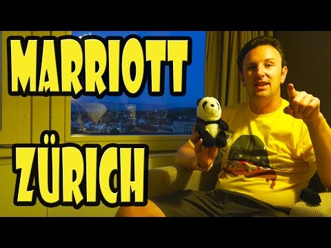 Zurich Marriott DETAILED Review