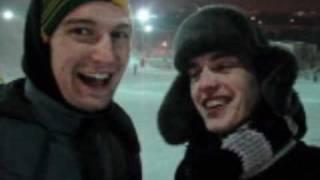 Плохие уроки катания на сноуборде