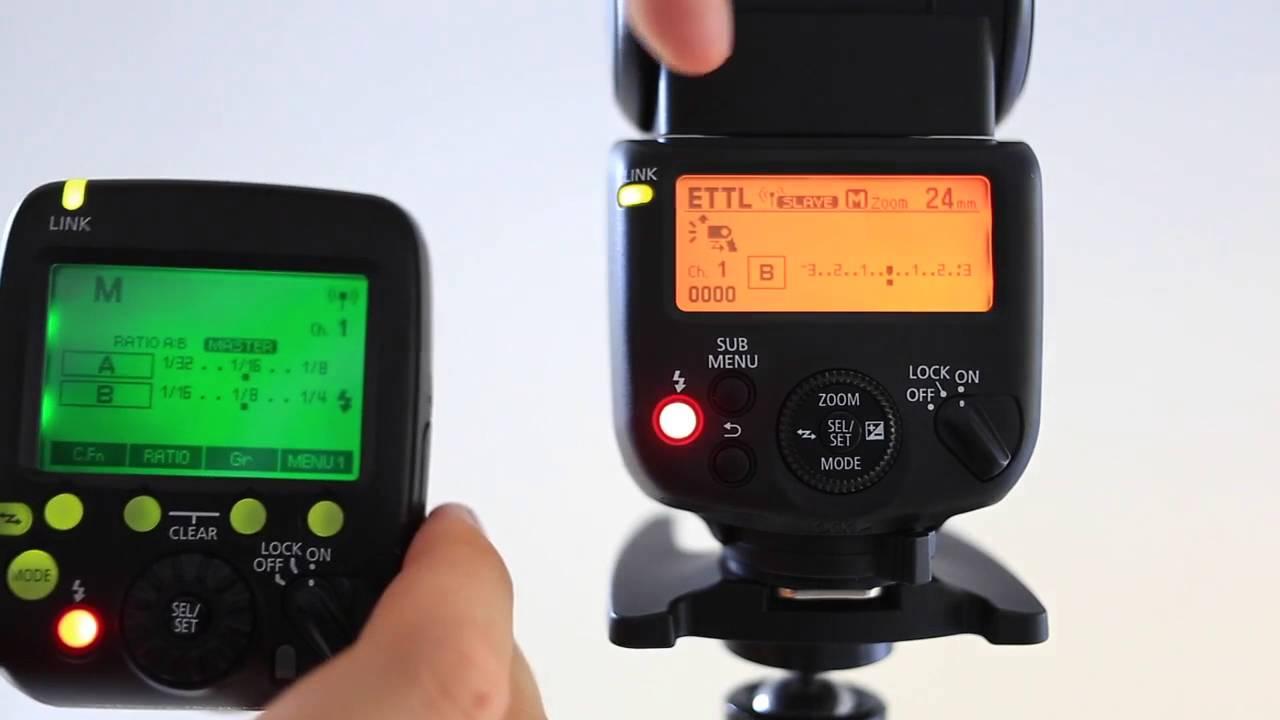 how to setup canon 430ex iii rt for wireless flash youtube rh youtube com canon 430ex flash manual pdf canon flash 430ex manual