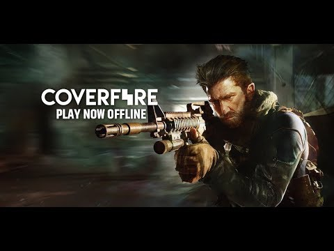 Cover Fire - Video Trailer iOS/Android 2018