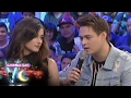 GGV: Liza Soberano thinks Enrique Gil is incapable of cheating on her