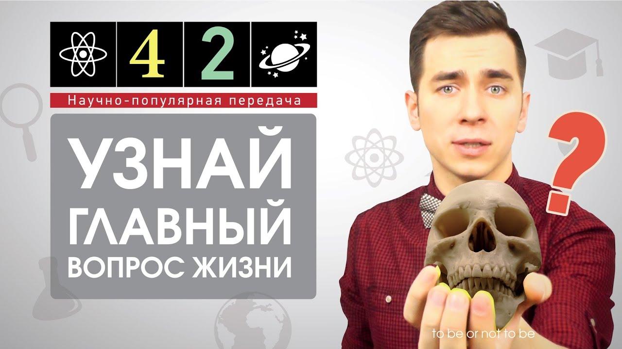 42 - Узнай Главный вопрос жизни!