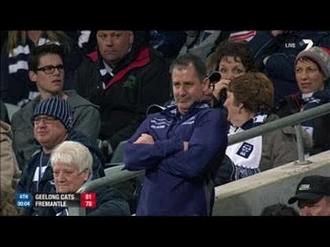Freo v Cats: Watch the final 2 mins