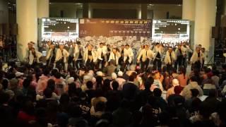 joint university mass dance 2016 hkust station ou
