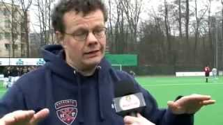 11-03-2012 Hockey One Extratime - Interview Benoit Wolter