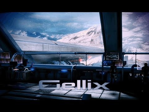 Mass Effect 3 - Gellix Science Lab (1 Hour of Ambience)