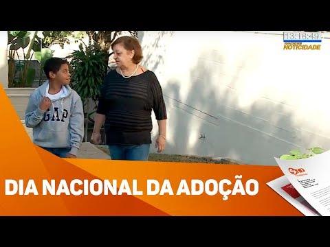 Dia nacional da adoção - TV SOROCABA/SBT