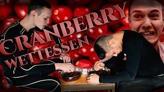 CRANBERRY WETTESSEN | wer zu erst kotzt