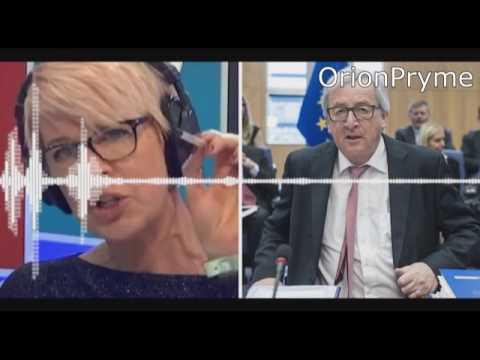 Katie Hopkins' Heated Rant At Juncker: Don't Threaten Us Sunshine