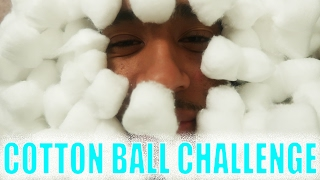 THE COTTON BALL CHALLENGE!